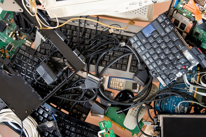 E Waste Abyss
