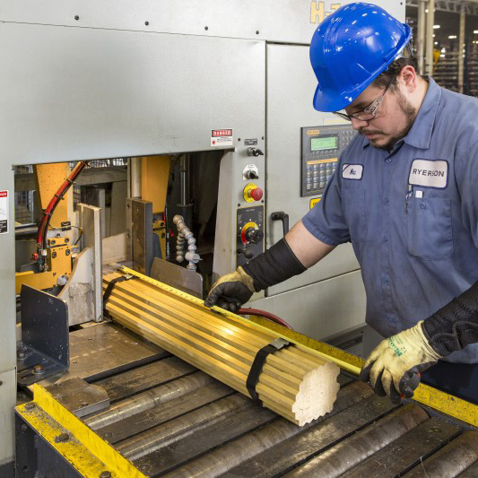 Metal Processing Amp Distribution Ryerson