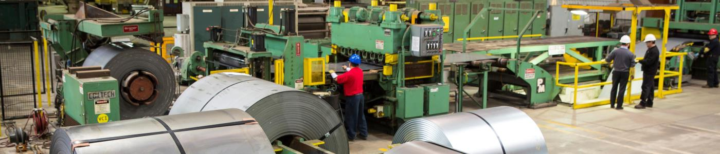 Coil Processing Line